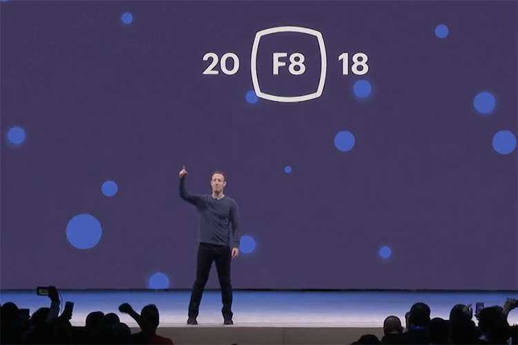 Facebook Announces 'Clear History' Button at F8 2018