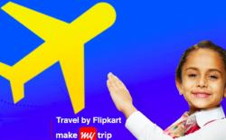 flipkart travel flight booking makemytrip featured
