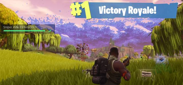 Latest Fortnite Update Brings Voice Chat to iOS, A Rideable Shopping Cart & More