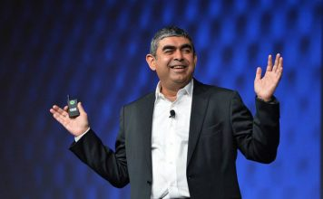 Former Infosys CEO Vishal Sikka is Building an AI Venture