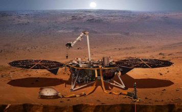 "NASA Launches Mission ""Insight"" to Mars"