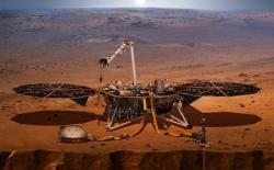 """NASA Launches Mission """"Insight"""" to Mars"""