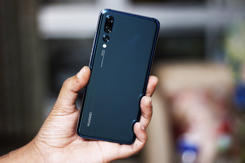 Huawei P20 Pro Bags June Security Patch, Automatic Super Slo