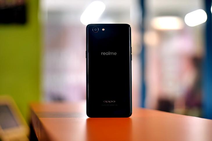 realme 1 battery test featured