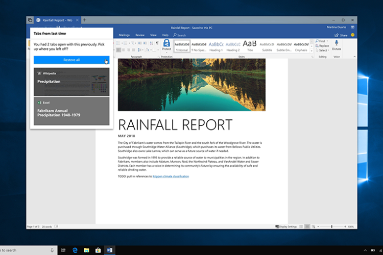 Windows 10 Sets Feature Gets Much-Demanded Support for Third