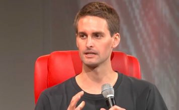 snapchat ceo evan spiegel fires back at facebook