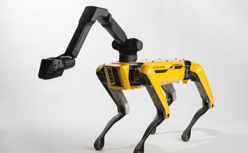 "Robot Dog ""SpotMini"" By Boston Dynamics Will Be Up For Sale Next Year"