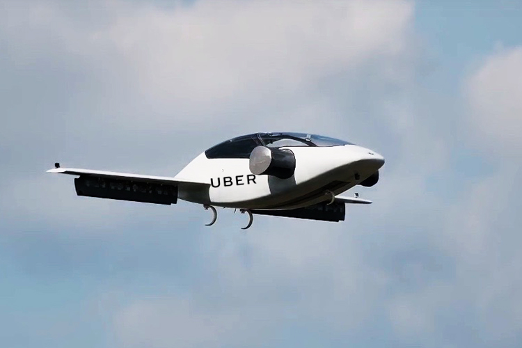 Uber's Skyports for Flying Taxis Show a Sight of the Future