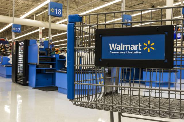 Walmart's New Patent Raises Privacy Concerns For Employees and Shoppers