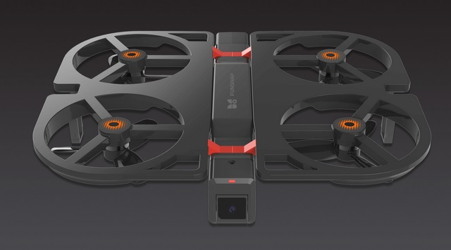 Xiaomi Begins Crowdfunding for the 899 Yuan iDol Drone, Comes with Gesture Support