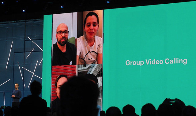 Facebook F8 2018: WhatsApp To Soon Get Group Video Calling, Spotify and Saavn Integration in Stories and Stickers