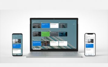 windows 10 timeline android ios