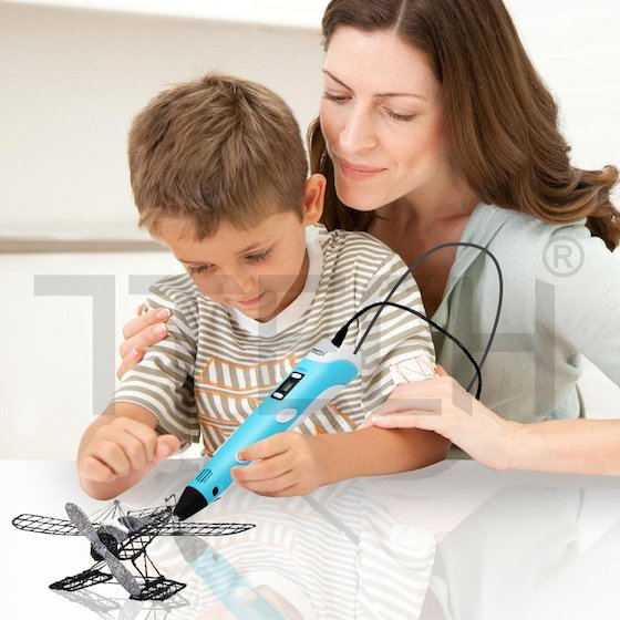 10. 7TECH 3D Printing Pen