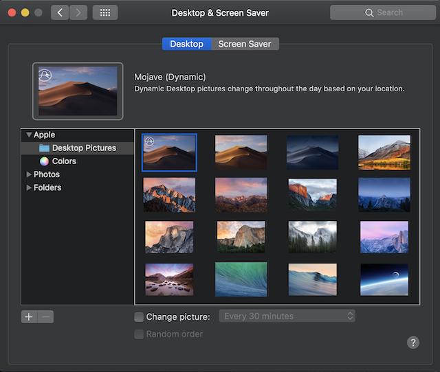 2. Desktop Enhancements