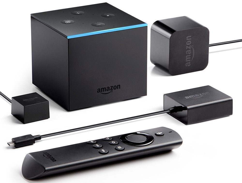 Fire TV Cube body