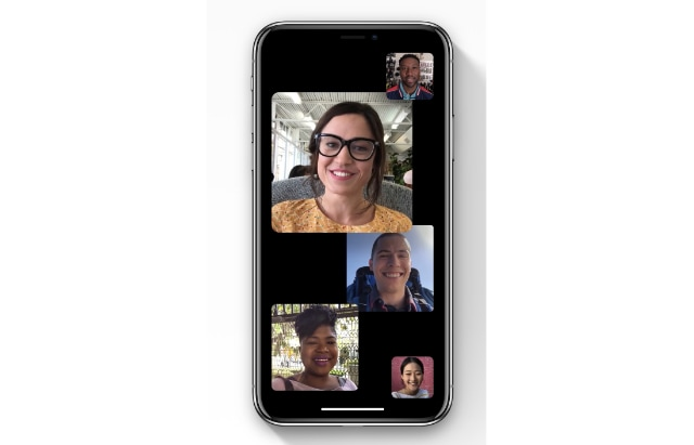 7. Stock App Updates and New Apps 2 - FaceTime