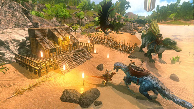 ARK Survival Evolved Android Games