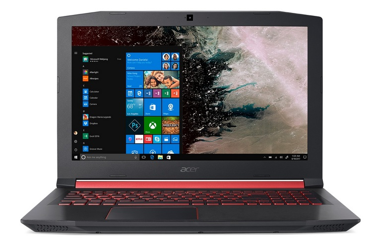 Acer Nitro 5 Gaming Laptops With Intel and AMD Ryzen Options