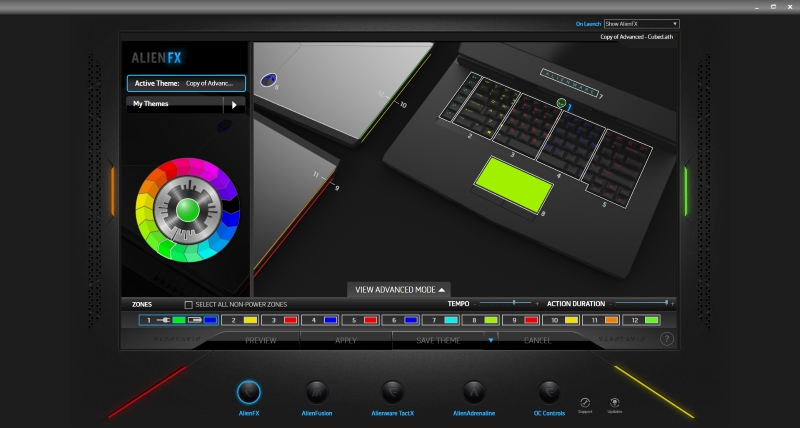 Alienware 15 R3 AlienFX