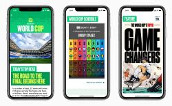 Apple News World Cup Featured
