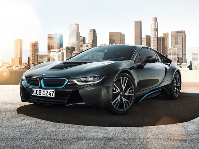 BMW i8 Electric Cars