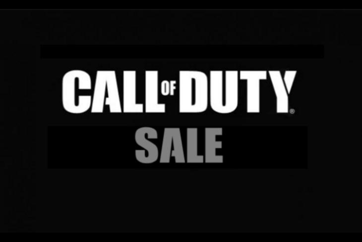 Call of Duty Sale Featured