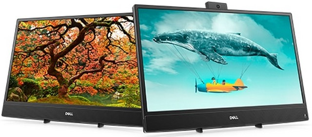 Dell Brings Inspiron 22 and 24 3000 AiO Desktops to India, Starting at Rs 29,990
