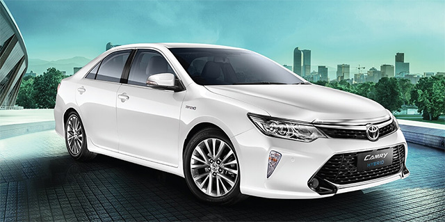 Electric Cars Camry Hybrid