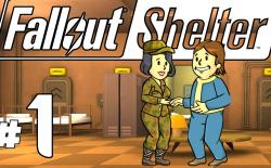 Fallout Shelter website