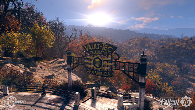 Fallout 76 to be Launched in November on Xbox One, PS4 and PC