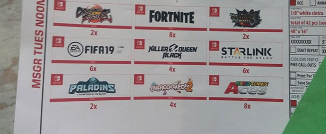 Fortnite E3 Leak