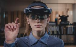 HoloLens official website