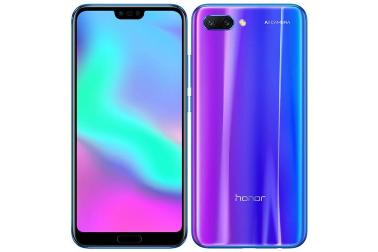Honor 10 Update With EIS, May Security Patch Rolling Out in