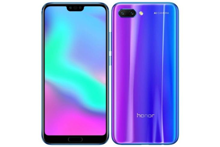Honor 10 official website