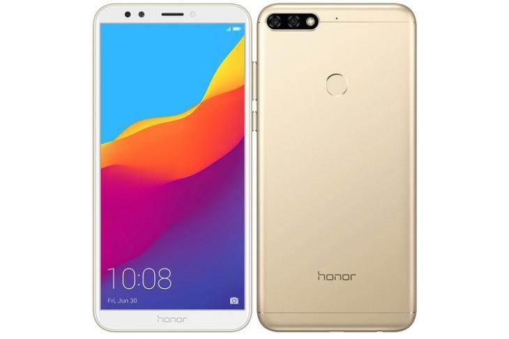 Honor 7C website