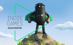Indie Game Accelerator website