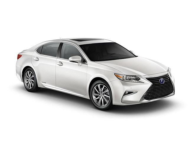 Lexus ES 300h Electric Cars