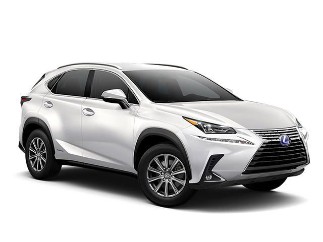 Lexus NX 300h Electric Cars