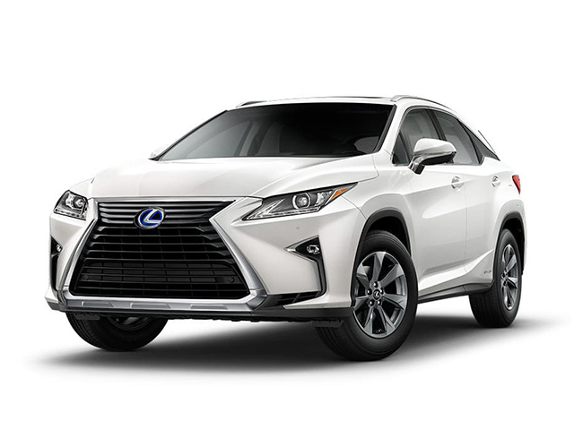 Lexus RX 450h Electric Cars