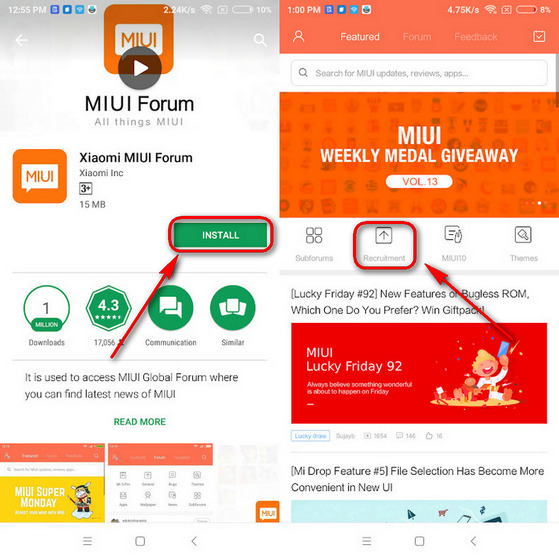 Xiaomi Wants MIUI 10 Global Beta ROM Testers: Here's How to Apply