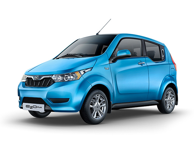 Electric Cars Mahindra e2o Plus