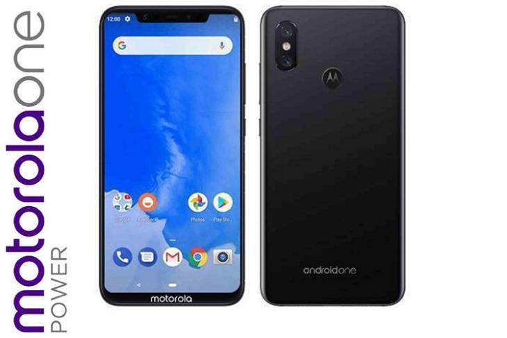 Motorola One Power slashleaks website