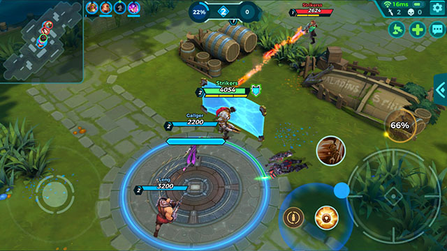Paladins Strike Android Games
