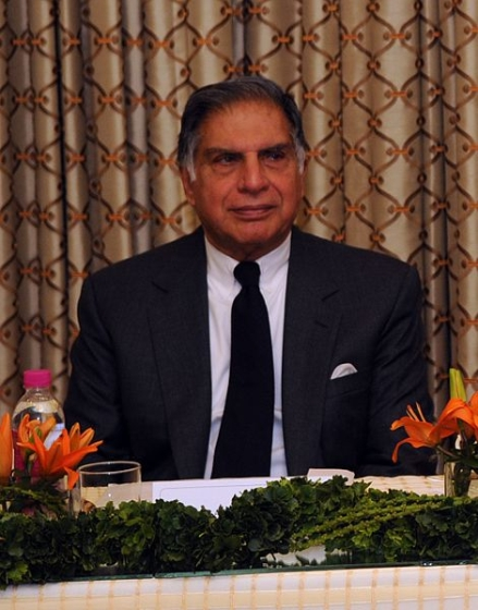 Ratan Tata bought a 0.0024 percent stake with 49,583 shares with an investment of about $1 million in 2015.