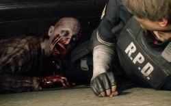 Resident Evil 2 website