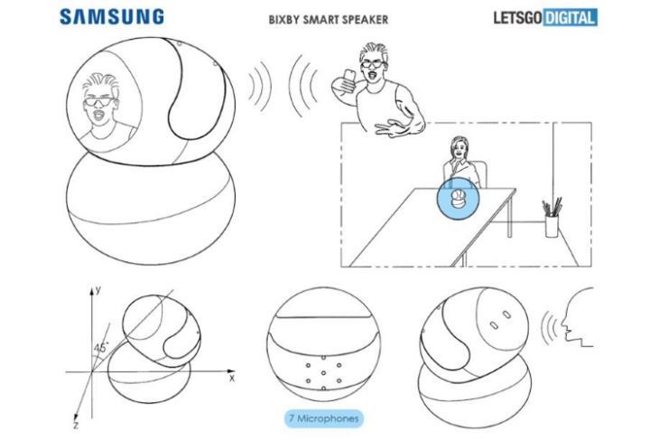 Samsung Bixby Smart Speaker Featured