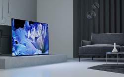 Sony Bravia A8F website