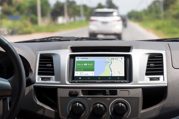 Sony's New XAV-AX5000 Car Audio System Has Android Auto and Apple CarPlay Support