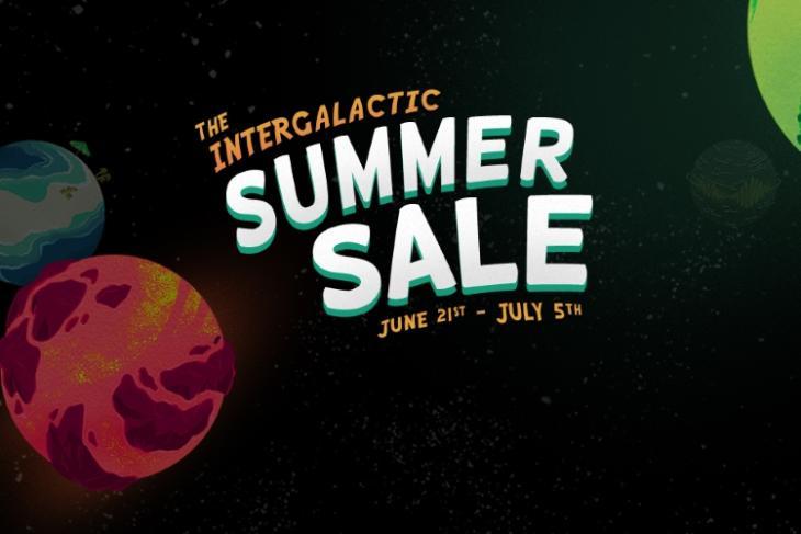 Steam Sale Featured