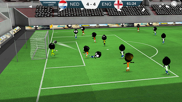 Stickman Soccer 2018 Android Games
